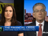 CNBC | The Financial Crisis: Mistake Not ToProsecute?